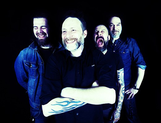 Mustasch - Band 2013