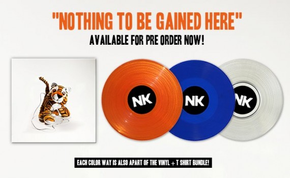 NK - nothing to be gained here - 2013