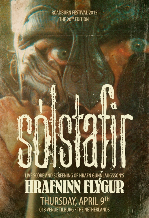 Roadburn 2015 - SolstafirHF