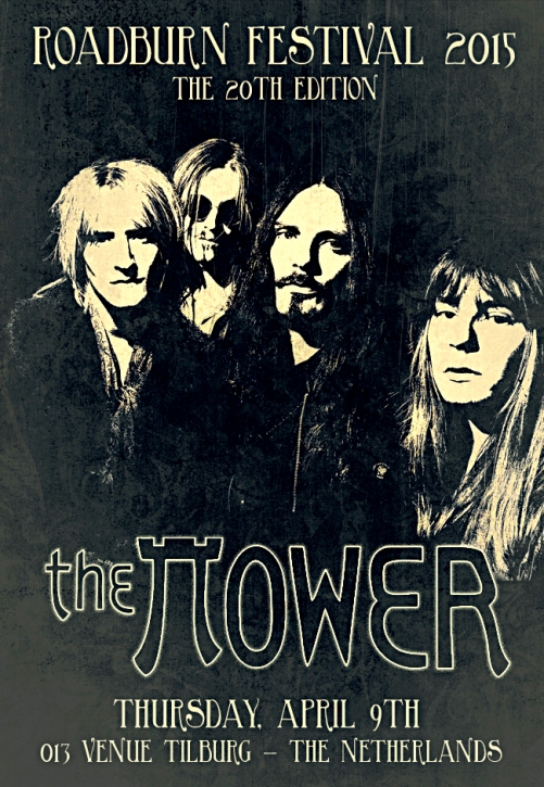 Roadburn 2015 - The Tower