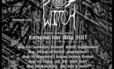 Samothrace - flyer tour - 2013