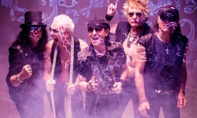 Scorpions - band - 2015