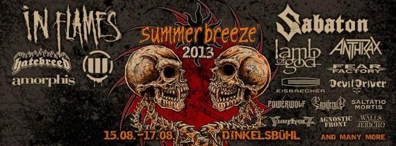 Summer Breeze - flyer 2013 2 - 2013