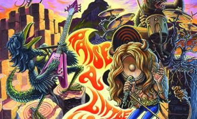 The Answer - Raise A Little Hell -2015