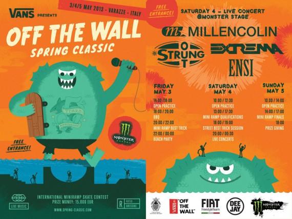 Vans Off The Wall - bill - 2013