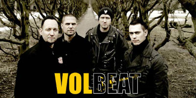 Volbeat - band - 2013