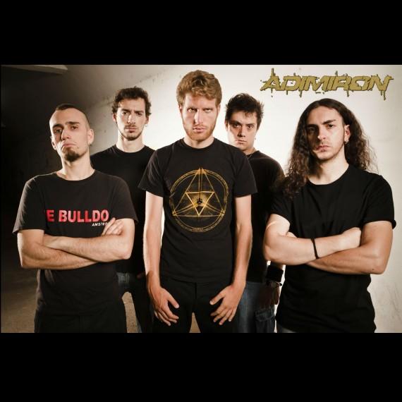 adimiron - band - 2013