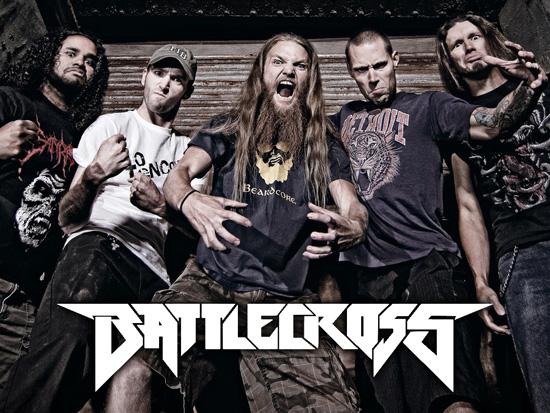battlecross - band - 2013