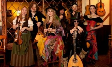 blackmore's night - band - 2013