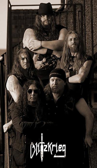 blitzkrieg - band - 2013