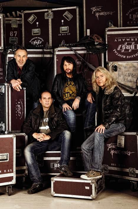 fair warning band 2013