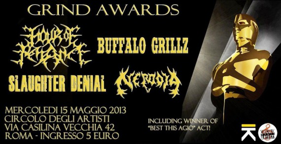 grind awards roma 2013