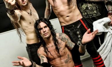 hardcore superstar - band - 2013
