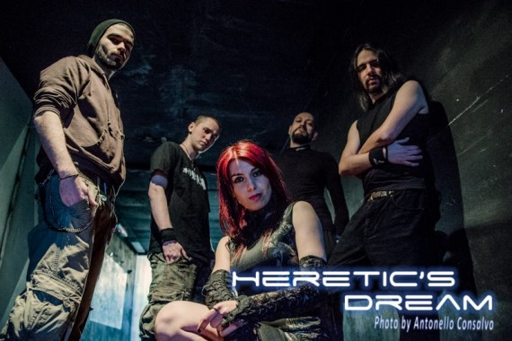 heretic's dream - band - 2013