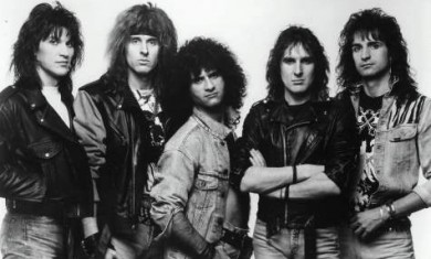 krokus - band - 1987