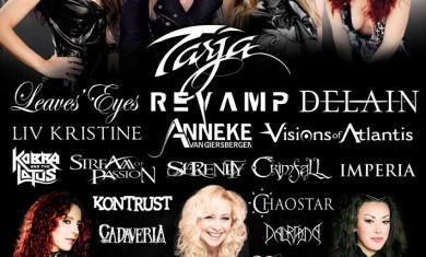 metal female voices fest 2013