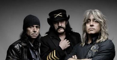 motorhead - band - 2013