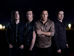 nine inch nails - band - 2013
