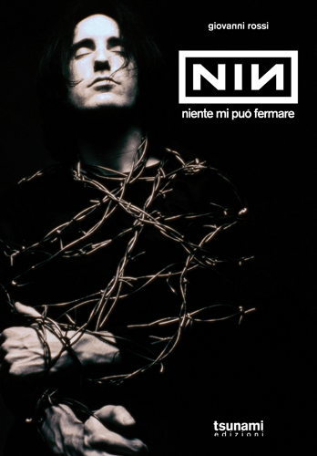 Musician Trent Reznor Bound by a Chain