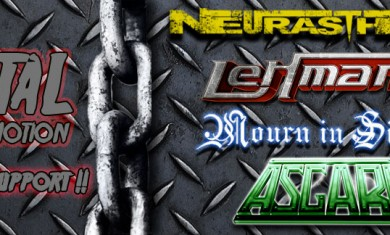 only metal promotion - banner