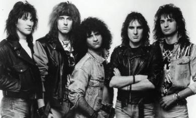Krokus - band - 1988