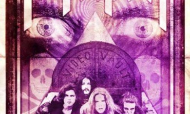 pentagram - all your sins - dvd