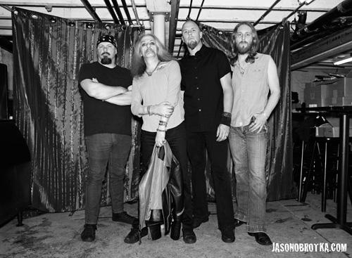 pentagram - band - 2013