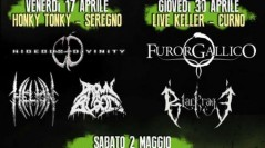 Road To METALITALIA.COM FESTIVAL 2015 Pt. 3