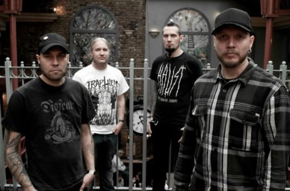 rotten sound - band - 2013