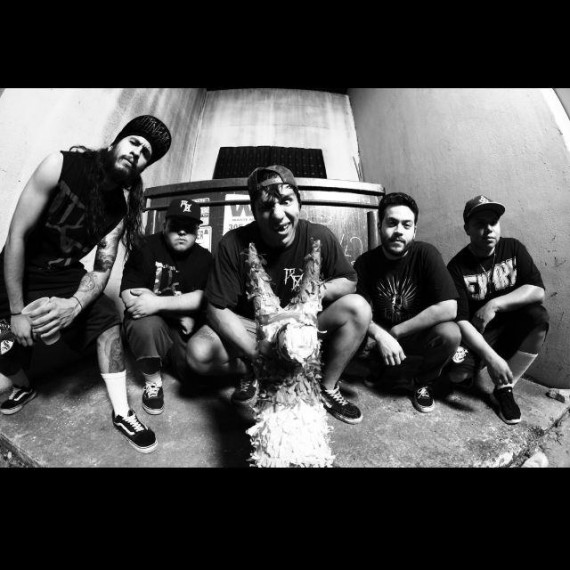 rotting out - band - 2013