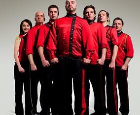 russkaja - band - 2013