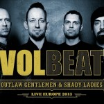 volbeat - tour - 2013