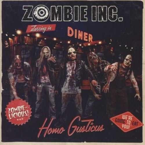 zombie inc. - homo gusticus - 2013