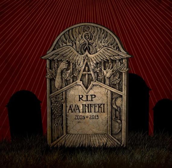 Ava Inferi - RIP - 2013