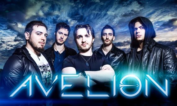 AVELION - band - 2013