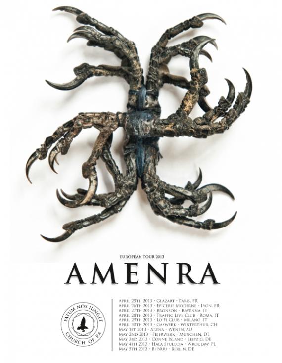Amenra - tour - 2013