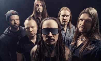 Amorphis - intervista band - 2013