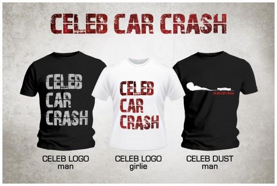 Celeb Car Crash - Maglie Concorso - 2013