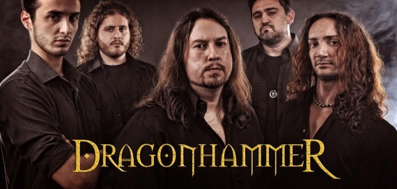 Dragonhammer - band - 2013