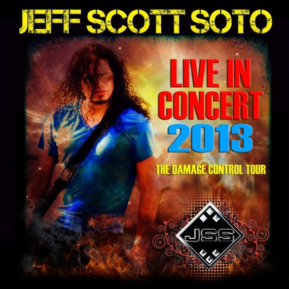 Jeff Scott Soto - Tour 2013 - 2013