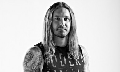 AS I LAY DYING - Tim Lambesis - 2013