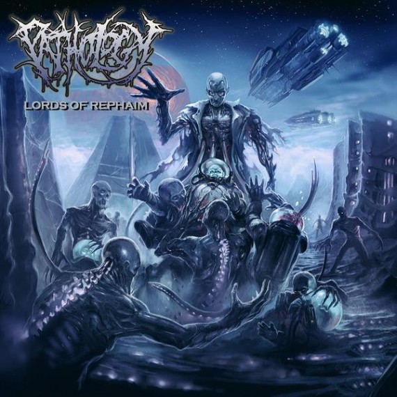 Pathology - Lords Of Rephaim - 2013