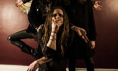 Tribulation  - band - 2013