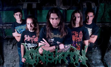 UNBIRTH - Band - 2013