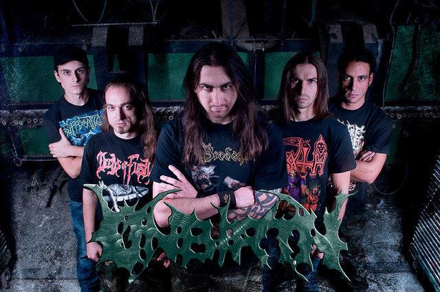 UNBIRTH - Band - 2013