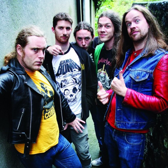 gama bomb 2013 band