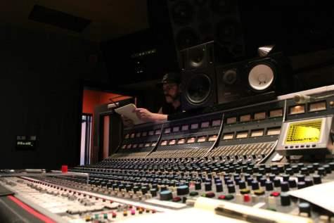 motorhead - lemmy studio - 2013