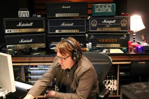 motorhead - studio 2 - 2013