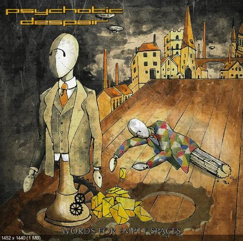 psychotic despair - words for empty spaces - 2013