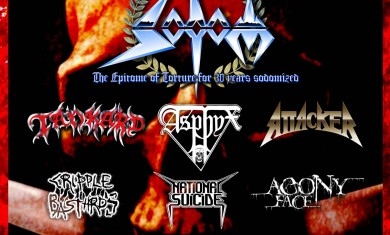 rock hard festival italia 2013 - locandina aggiornamento maggio